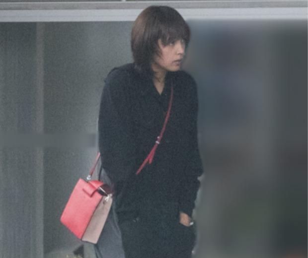 松田龍平とモデルのモーガン茉愛羅が交際とケンカしてた!